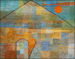 Ad Parnassum by Paul Klee