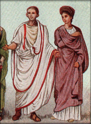 Facts About Ancient Roman Clothes and Costume