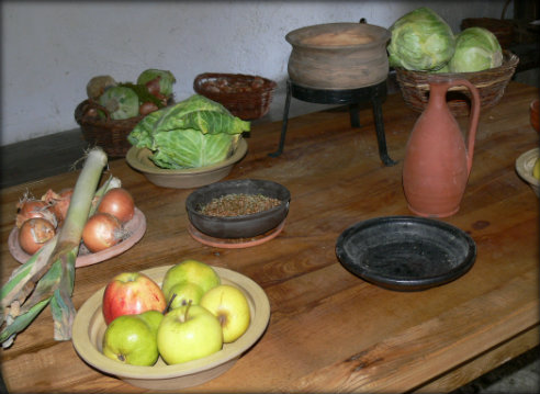 Roman food facts what did the romans eat primary facts roman food forumfinder Gallery