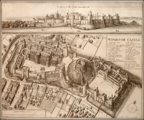 Windsor Castle Plan