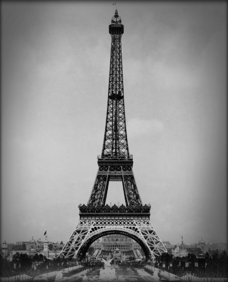 Eiffel Tower Facts And Information Primary Facts