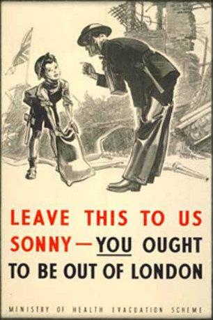 Evacuation Poster