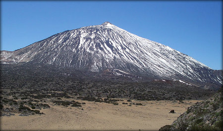 Mount Teide (Source)