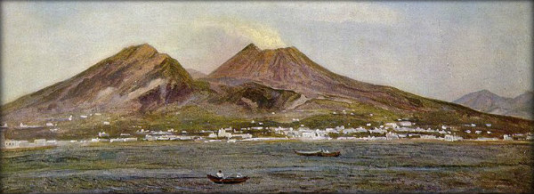 Mount Vesuvius Facts About The Famous Volcano