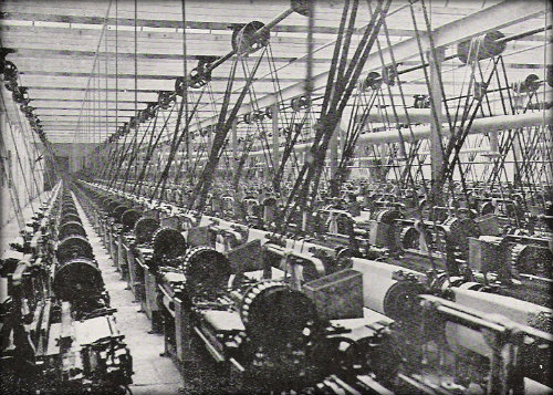 Line Art Rochdale : Victorian factories and the machines of industry facts