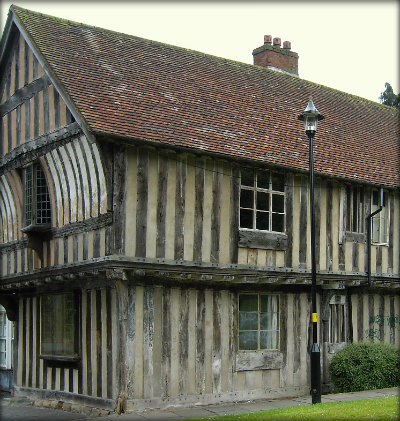 Tudor houses and homes facts and information primary facts - What makes a house a tudor ...