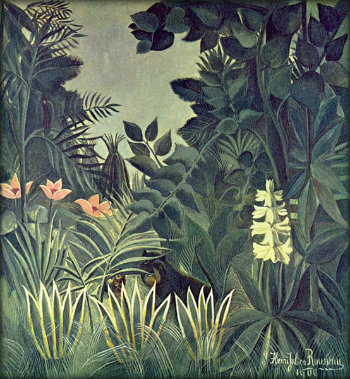 Henri Rousseau Facts And Information Primary Facts