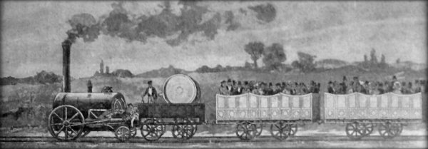 George Stephenson railway
