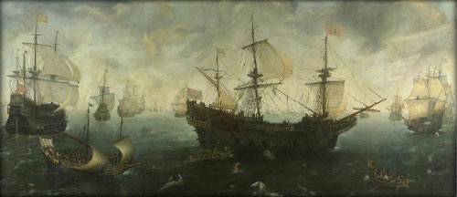 essay on why the spanish armada failed In addition to this, the english sent fire ships on collision course with the spanish ships and since they were so many in such a condensed area, the fire spread.