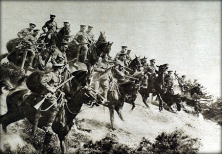 World War 1 horses