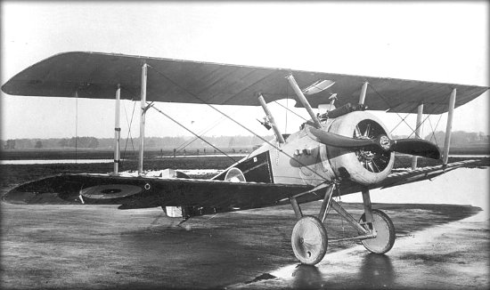 World War 1 Planes: Facts and Information - Primary Facts