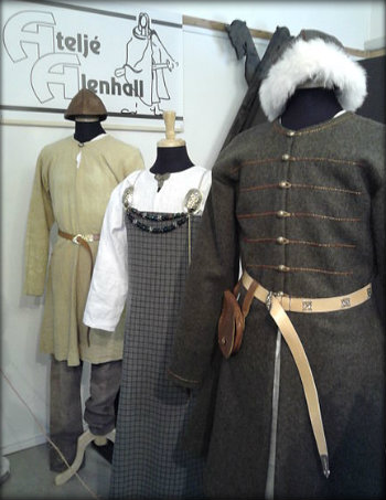 Viking clothing