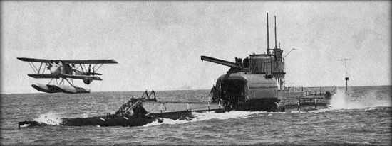 World War 1 submarines