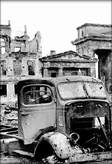 Battle of Berlin - WW2