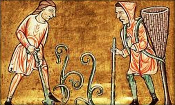 Anglo-Saxon Farmers