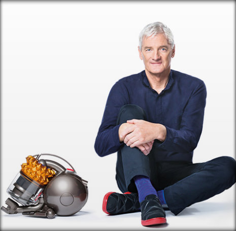James dyson facts and information about the british for James dyson