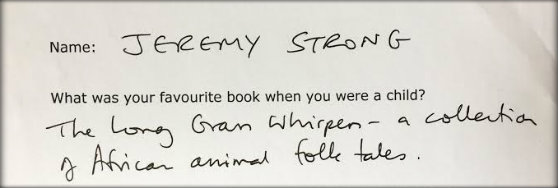 Jeremy Strong Book Recommendations